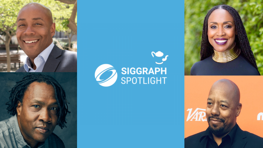 SIGGRAPH Spotlight Podcast